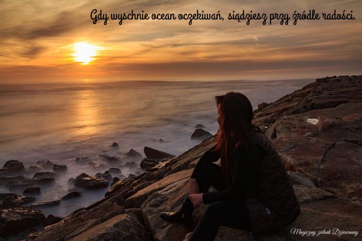 Gdy wyschnie ocean oczekiwań, siądziesz przy źródle radości..png
