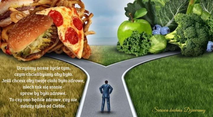 Uczyńmy nasze życie tym, czym chcielibyśmy aby było. Jeśli chcesz aby twoje ciało było zdrowe, niech tak się stanie - spraw by było zdrowe. To czy ono będzie zdrowe, czy nie zależy tylko od Ciebie.